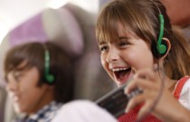 Emirates offers children's entertaining