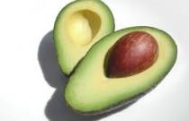 Vegan mojito mousse with avocado