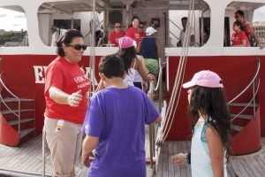 113 - HSBC Malta treats underprivileged children to a day out at sea - photo 2
