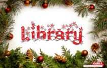 What's on at the library this Christmas?