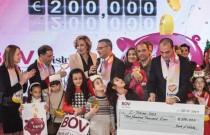 BOV gives €200,000 to L-Istrina