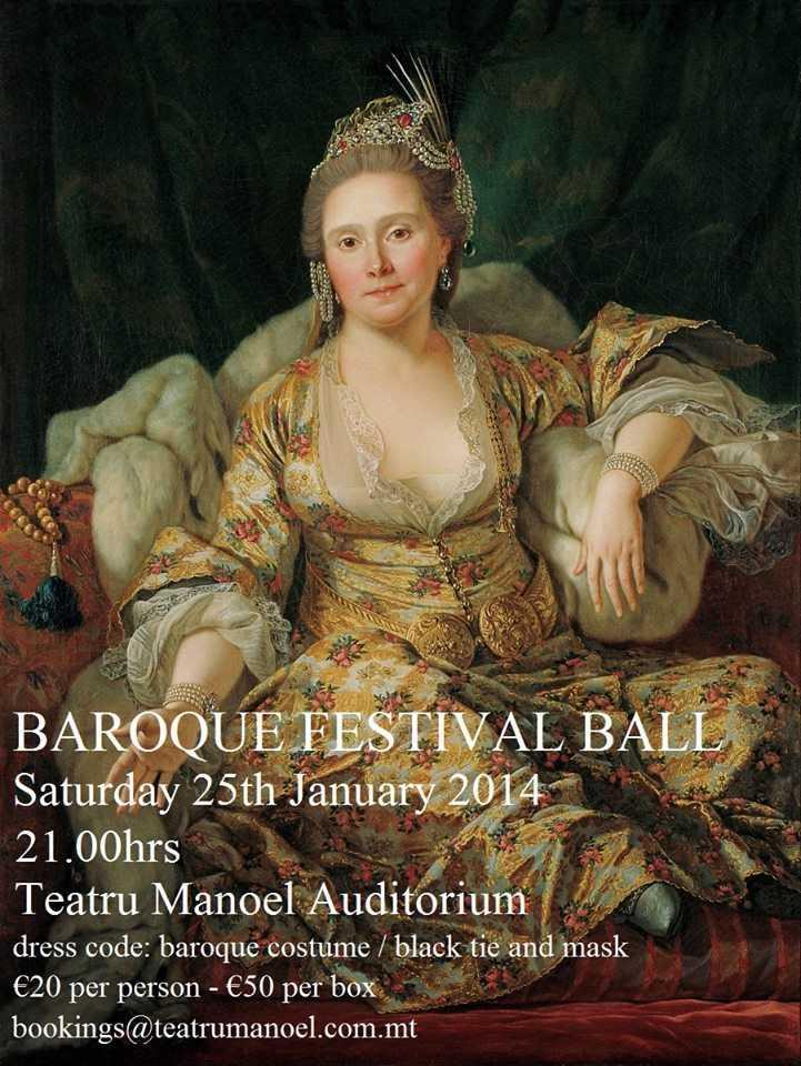 baroque ball