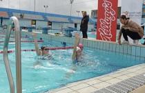 Synchro or swim