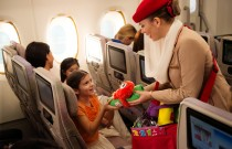Emirates Make Travel Child's Play