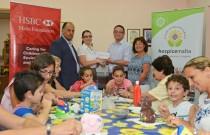 HSBC Sponsors Hospice Malta's Summer Club