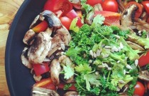 Meat Free Monday: United colours of veggies