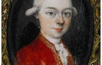 SOTHEBY'S TO SELL PORTRAIT MINIATURE OF MOZART