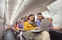 Emirates sees onboard wifi as future standard