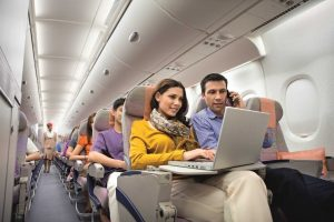 75 - Emirates sees free onboard Wi-Fi as future standard
