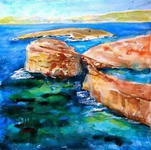 Comino by Doranne Alden Caruana