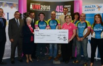 Massive donation for Breast Cancer Research