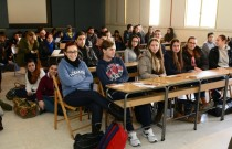 HSBC welcomes students from GCHSS