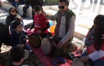 Charites work to help children with disabilities communicate through music