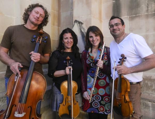 06 – Lumia Flute Quartet