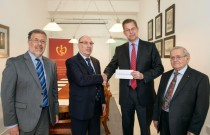 HSBC donation preserves heritage