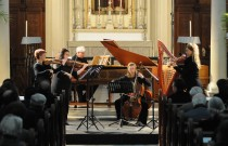 VIBE perform 17th Century string concertos at Auberge d'Aragon