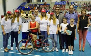 Young KMS Skolasport participants win fantastic gifts