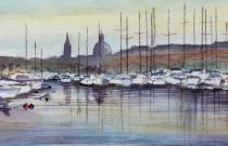 Joseph Casapinta, painter.