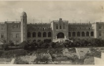 Great Siege Square, Valletta, 125 years ago and now