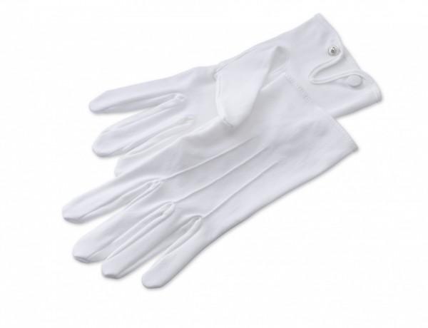 butler white gloves