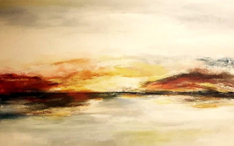 Josette Fenech, painter