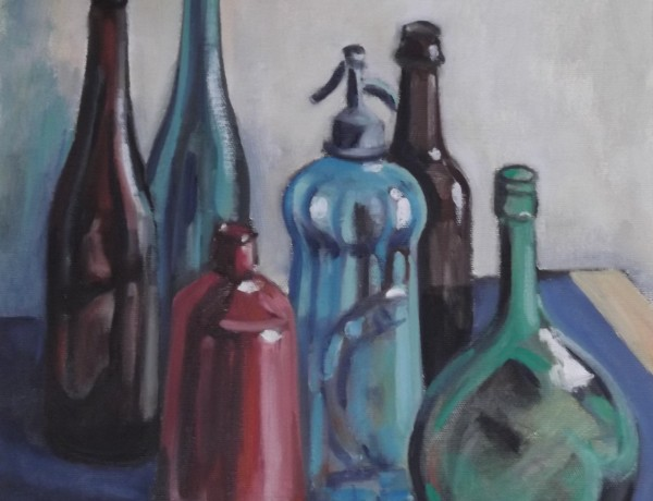 Gilbert Fenech – Bottles