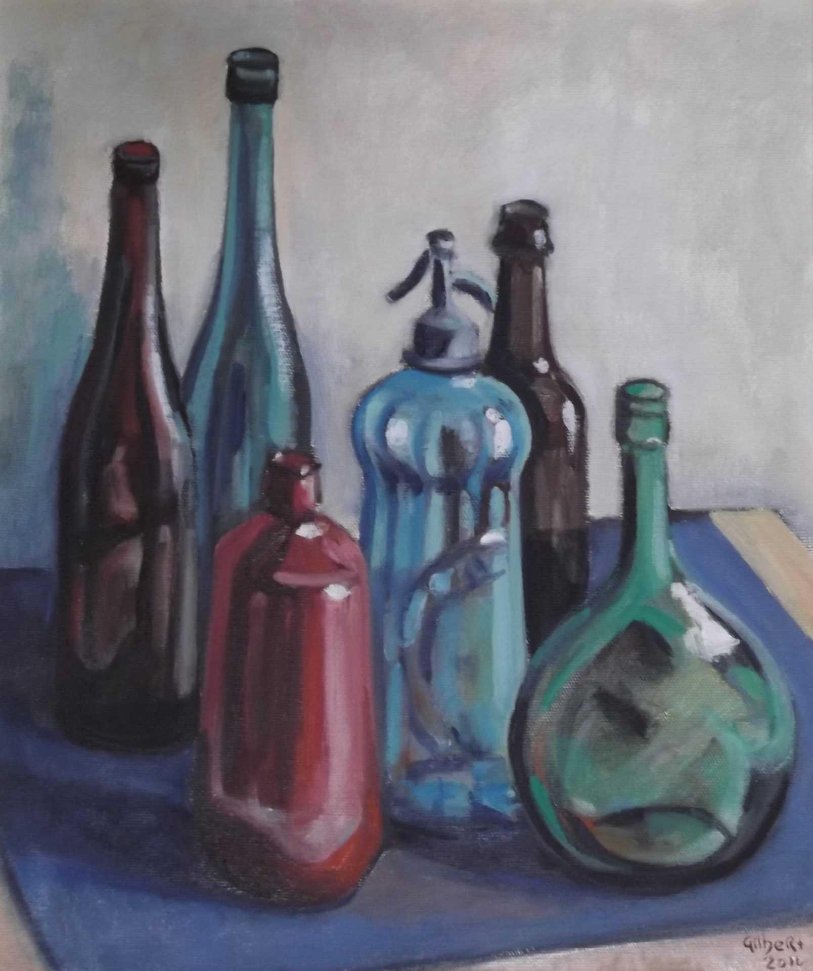 Gilbert Fenech - Bottles