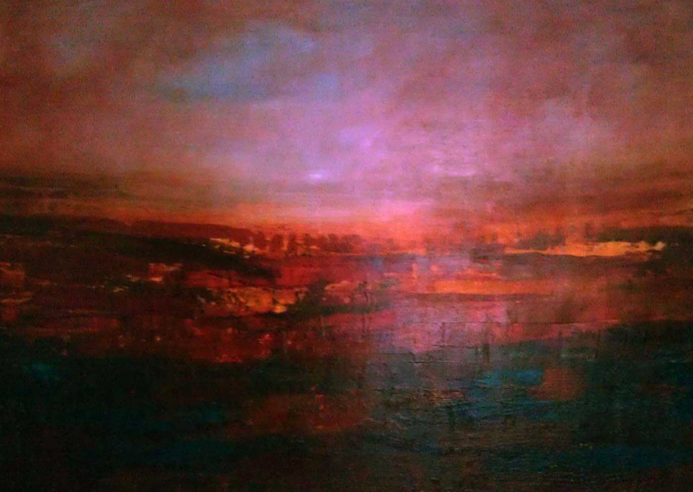 Mona Vella - Abstract Acrylics