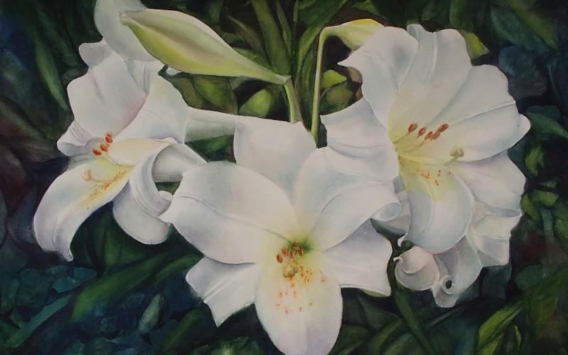 Mona Vella, Painter