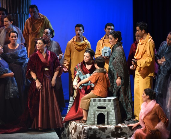 TMYO in past production of Dido and Aeneas