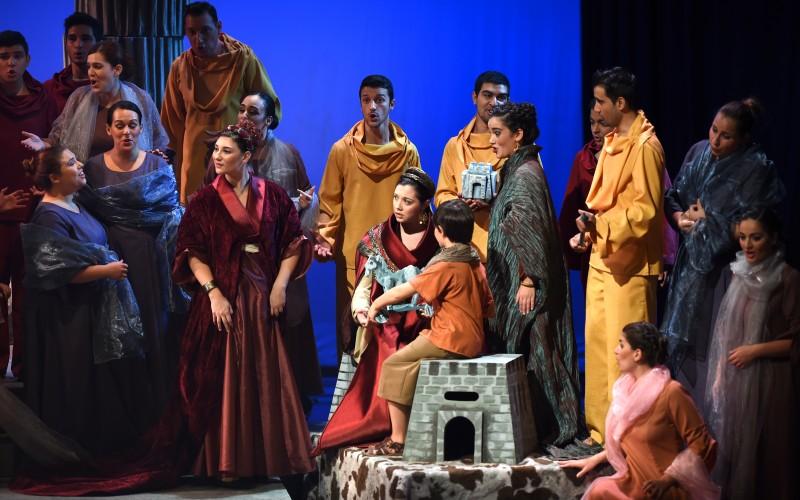 Isperanza – an old legend retold in a new contemporary opera