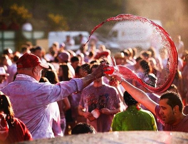 Haro wine festival
