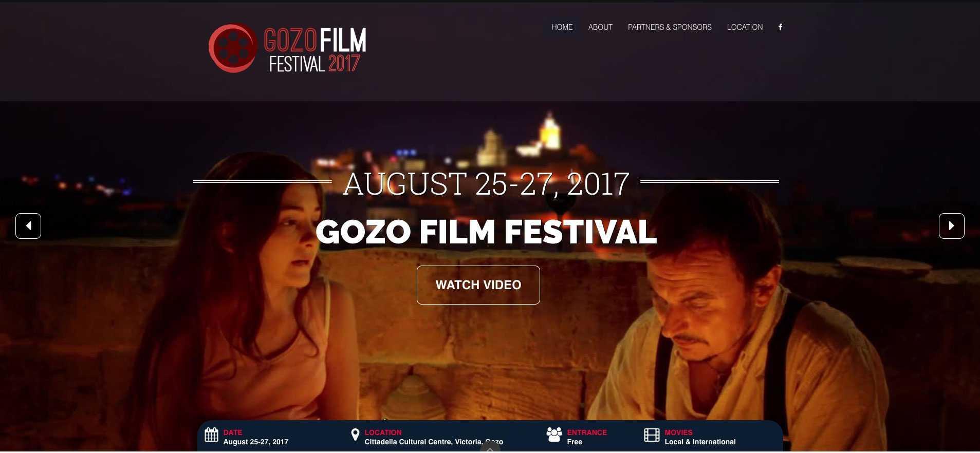 Gozo Film Festival image