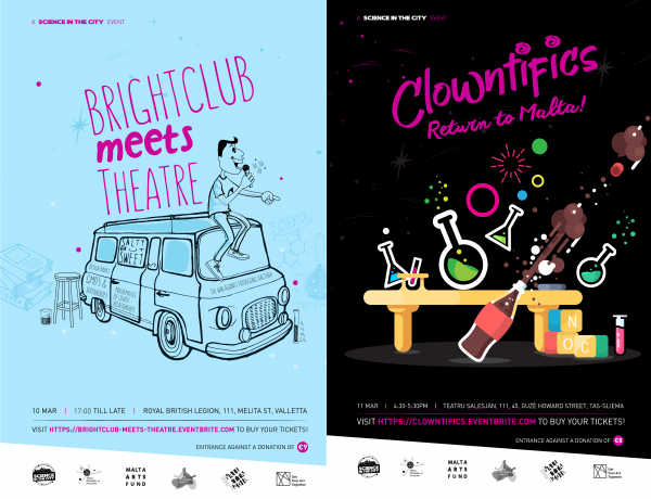 Brightclub Artwork x2