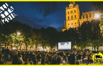 The free outdoor Short Films Solar Cinema 2018 event
