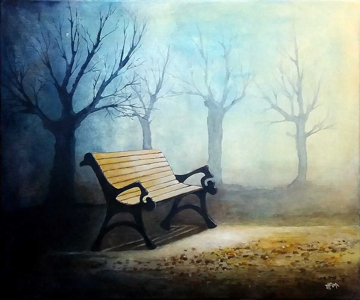 111 The Lonely Bench