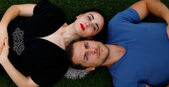 Julia Camilleri and Davide Tucci
