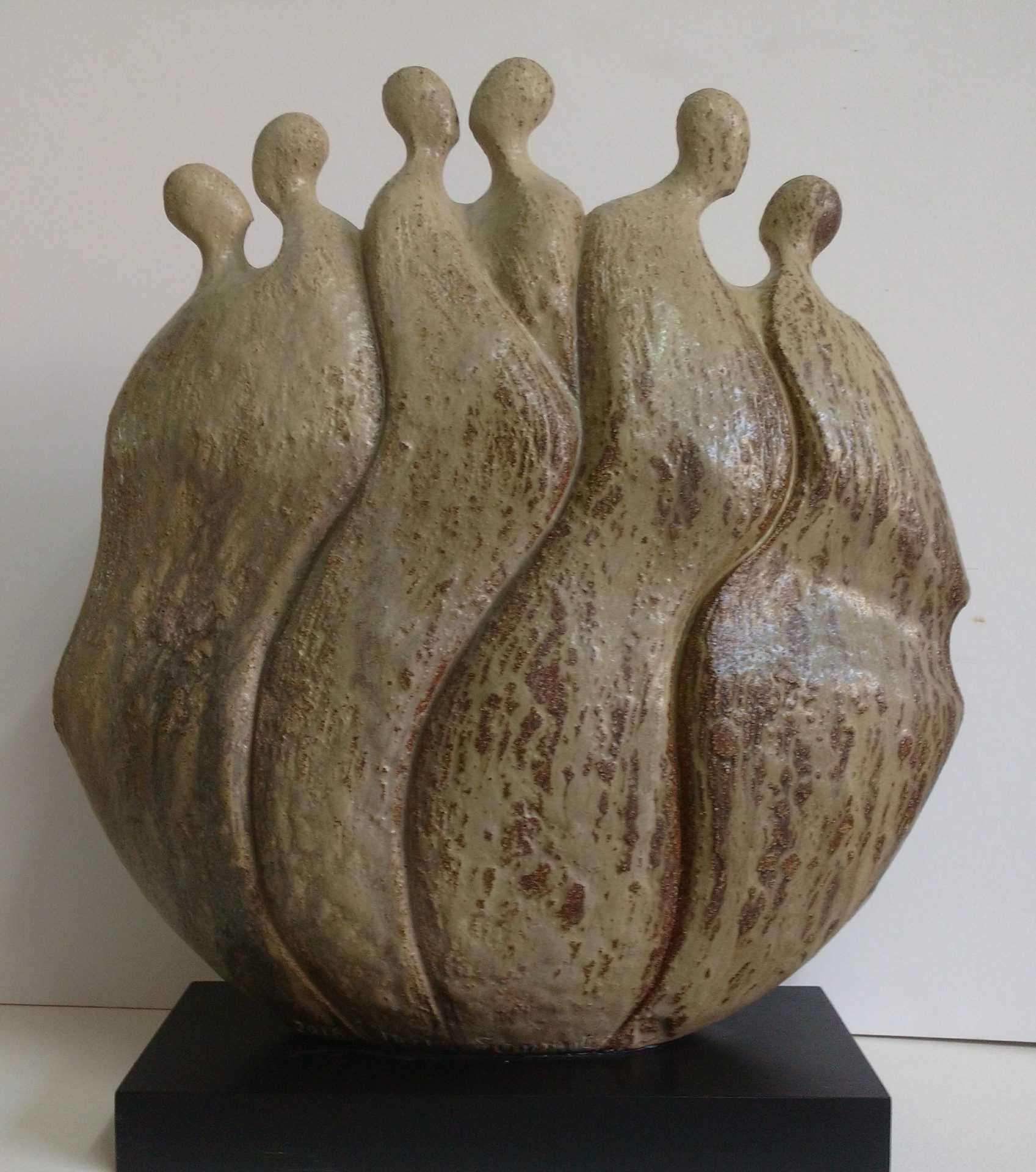 Mario Sammut Bonding (ceramics) 2016