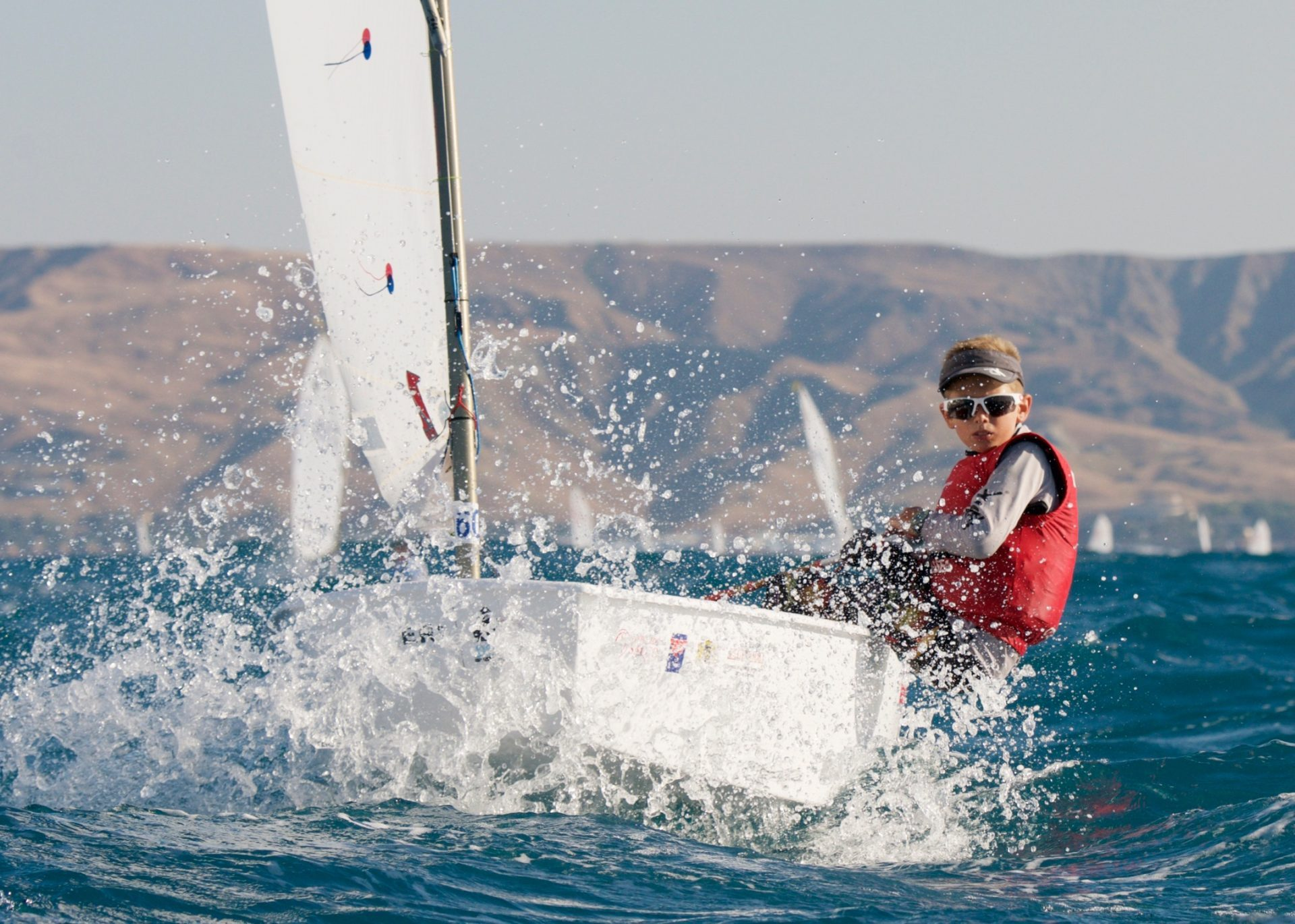 Richard Training - Sailing