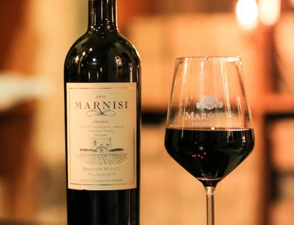 Marsovin Marnisi Organic Wine
