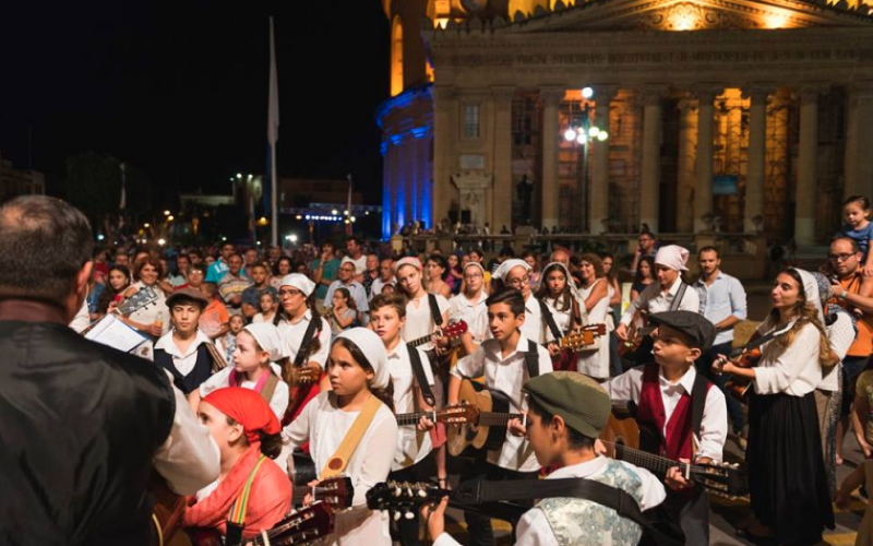 Mosta Honey and Pumpkins to Take Centre Stage at Qargħasel