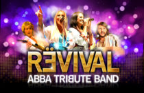 ABBA Tribute Band to SOS – Save Our Skyline