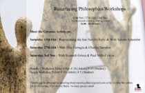 resurfacing PHILOSOPHIES: A Collective Ceramic Exhibition and Workshops