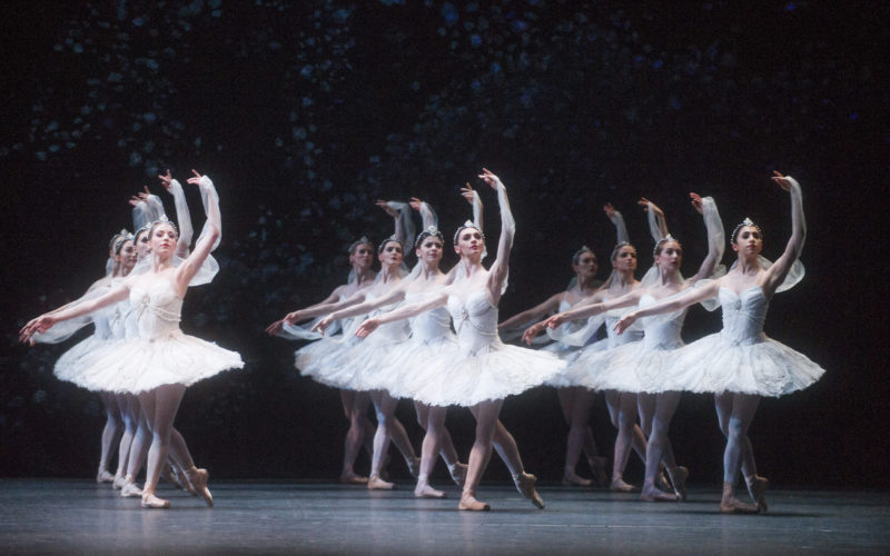 A ballet of love, passion and vengence….