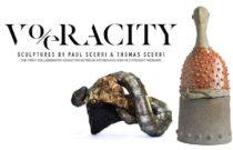 Vo/Eracity – an exhibition of sculptures by father/son artists Paul Scerri and Thomas Scerri