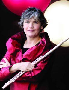 Elisabeth Möst, Flöte