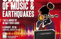 The science behind music (and earthquakes)