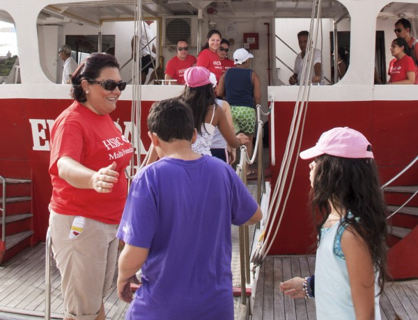 113 – HSBC Malta treats underprivileged children to a day out at sea – photo 2