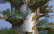 The world's most expensive (tree) house?