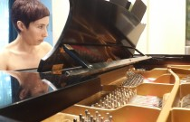 Tricia Williams plays at The Manoel